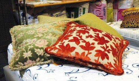 rivestimento cuscini