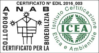 Certificazione Anab-Icea