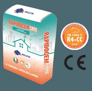 Rapidocem Fibro-Rinforzato