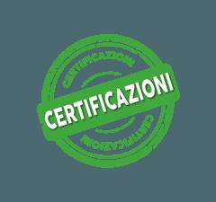 Scarica la Certificazione