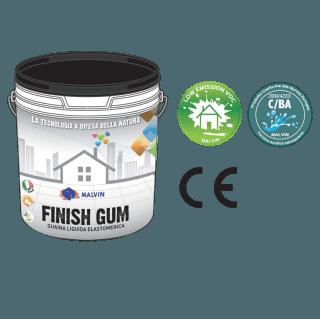 Finish GUM