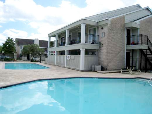 Rockridge Square Pool Houston Texas