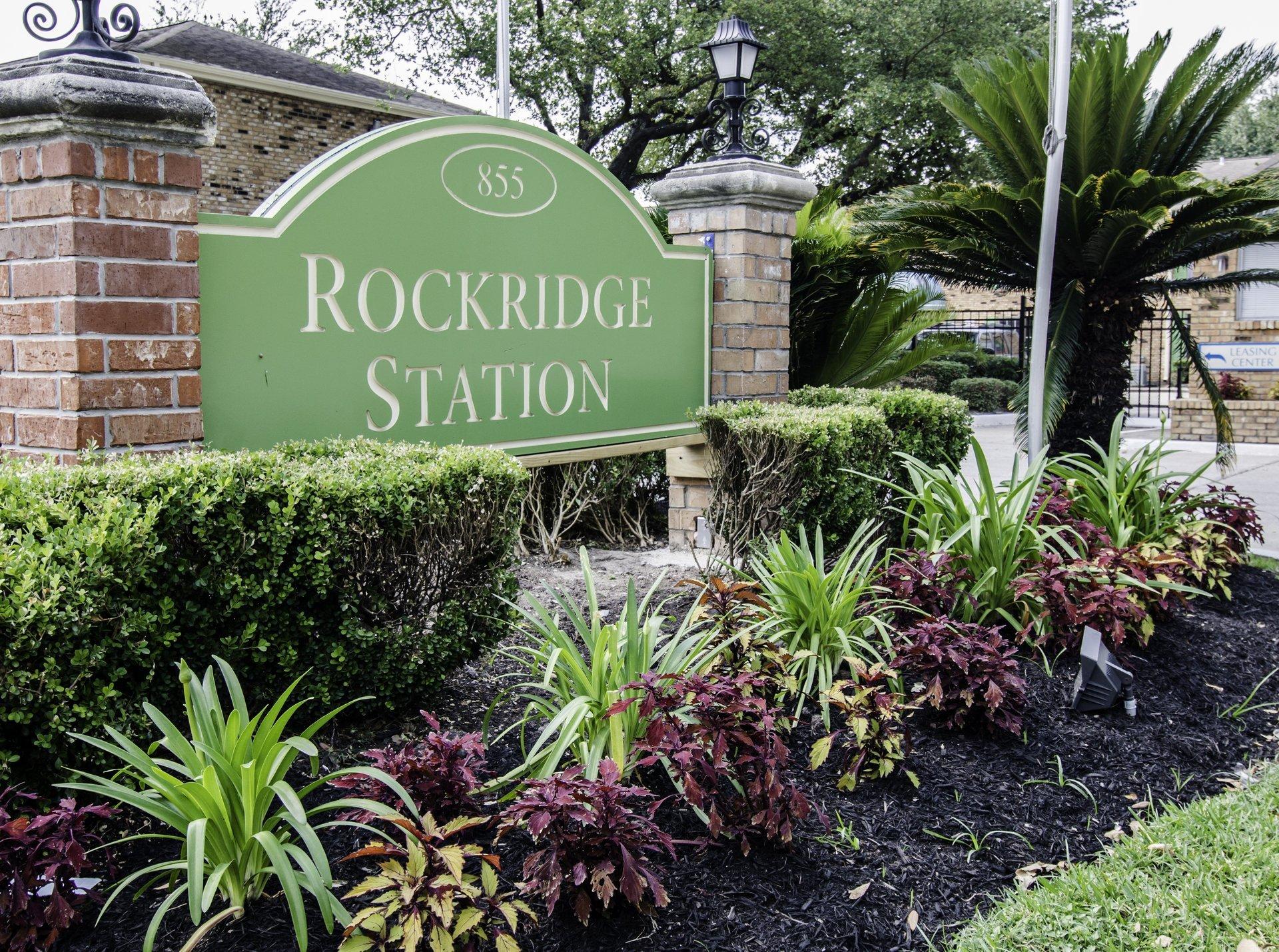 Rockridge Station   Affordable 1 & 2 Bedroom Apartments in Houston