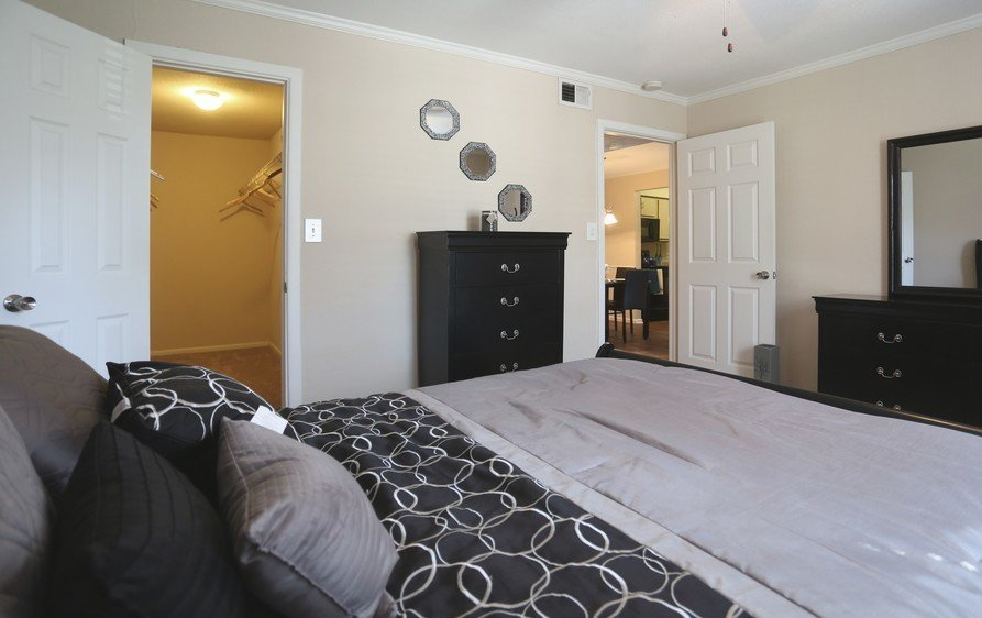Amherst at Cityview Master Bedroom