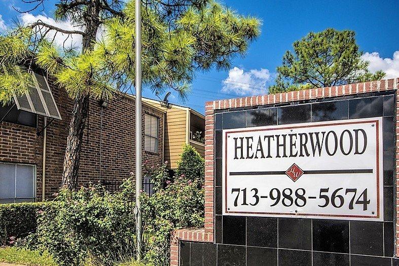 Heatherwood Houston Texas Apartment