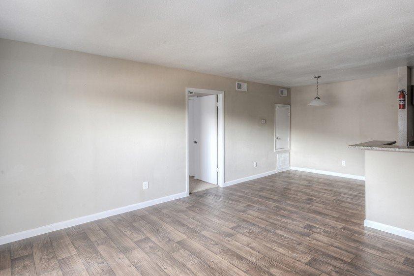 Heatherwood Houston Texas Living Room