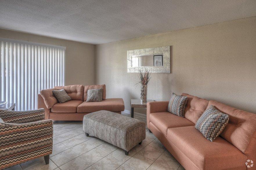 Heatherwood Furnished Living Room