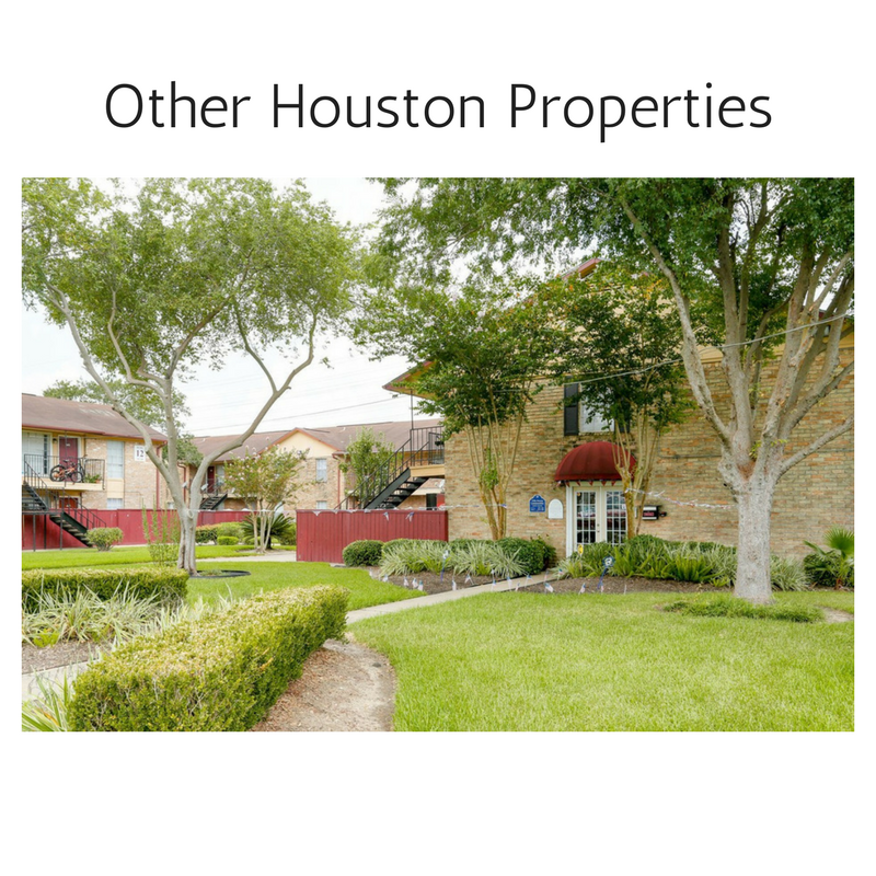 Houston One Bedroom Apartments