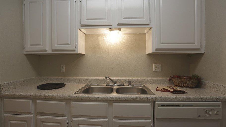 Houston Texas Apartment Rockridge Bend Kitchen