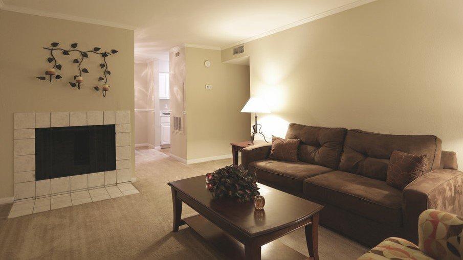 Houston Texas Rockridge Bend Living Room