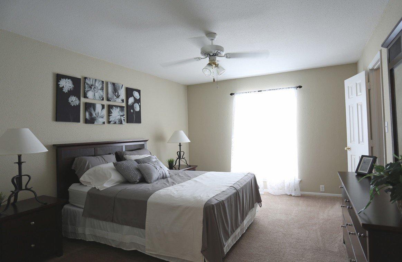 Houston Texas Rockridge Park Bedroom