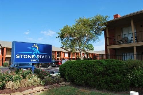 Houston Texas Stoneriver Apartment Complex