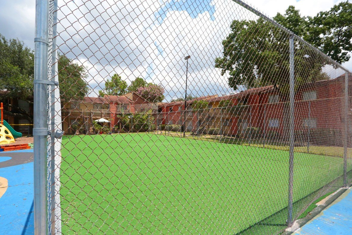 Wesley Garden Tennis Court
