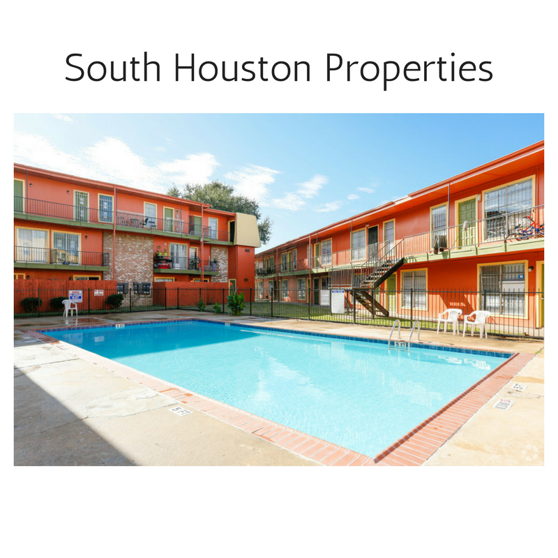 South Houston One Bedroom Apartments
