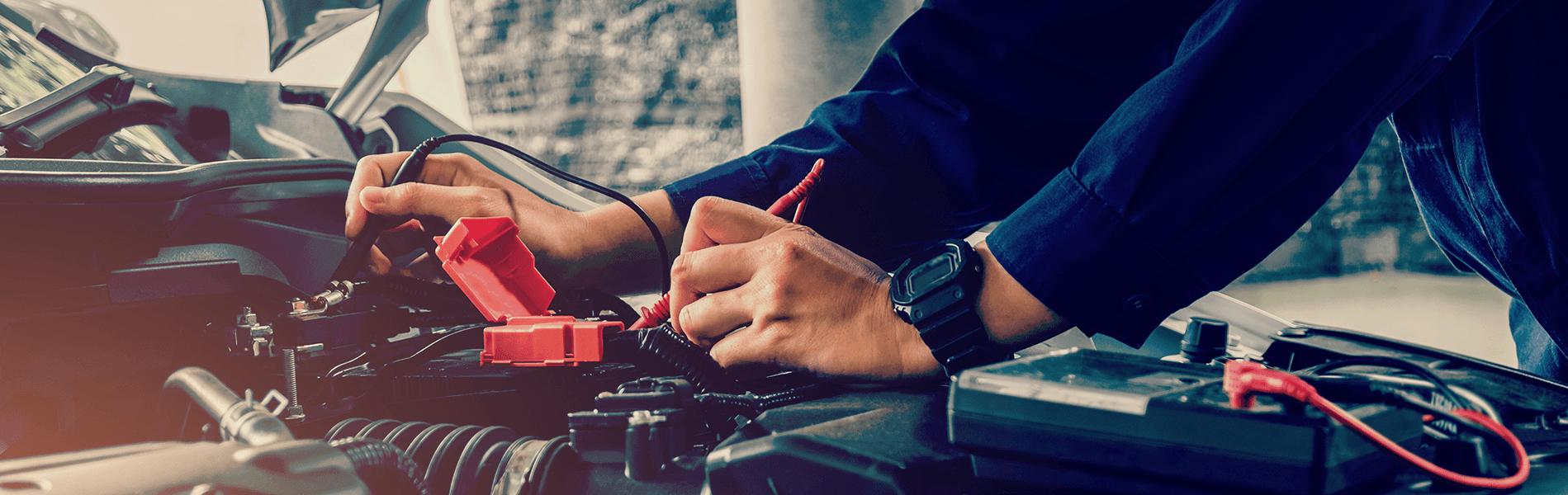 cambio batteria auto