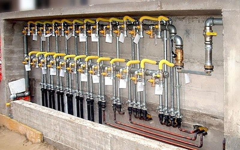 condutture gas messina