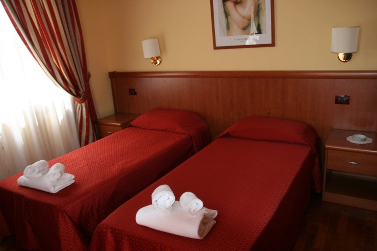 double rooms and suites