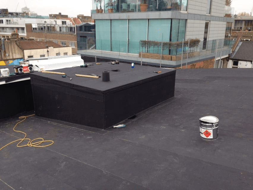 office roofing