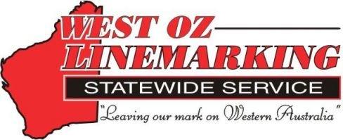 West Oz Linemarking Logo