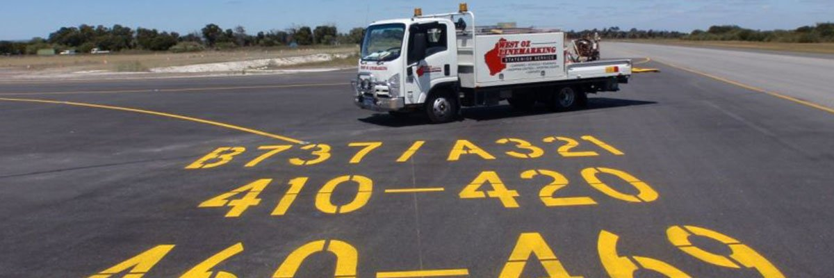 Linemarking specialists in South West WA