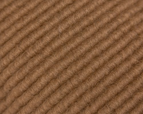 Ribbed fabric detail