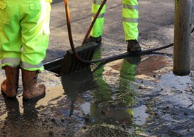Blocked Drains - Wigton - R F Angus Ltd - Drain Cleaning