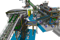 Design of the Cameby Downs Coal Handling & Preparation Plant