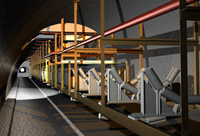 Newpac Colliery detailed design