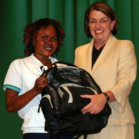 Individual awarded with  HAALD Engineering Humanitarian Award