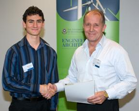 Individual awarded with HAALD Engineering Scholarship
