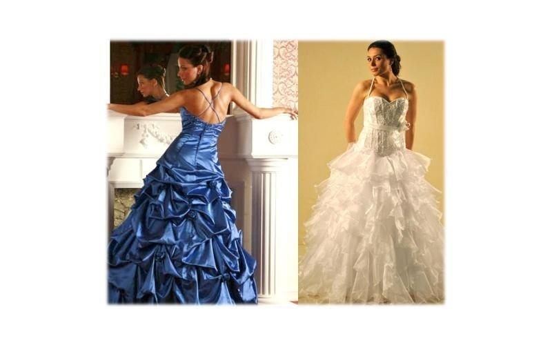abito nozze classico