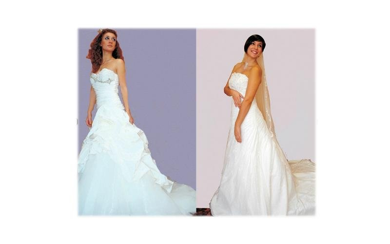 abito sposa donna
