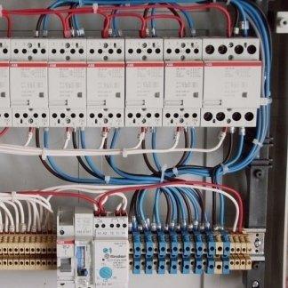 quadro elettrico, quadro elettrico per industria, quadro elettrico settore industriale