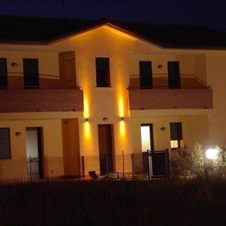 illuminazione a led , impianto illuminazione a led settore civile , illuminazione abitazione civile , impianto d