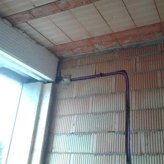 posa tubo e scatola per automazione tapparelle , posa tubo e scatola per abitazione , posa tubo e scatola settore civile