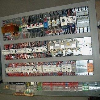 quadro elettrico, quadro elettrico settore industriale