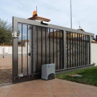 cancello automatico, cancello automatico fadini , cancello automatico scorrevole