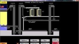 touch screen , sistemi domotici per essiccatoio cereali , impianto domotico