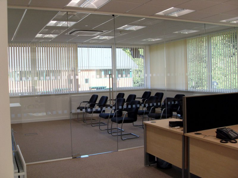 after office renovation