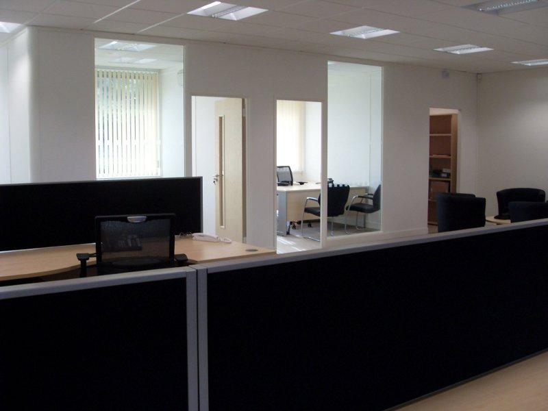 after office setup