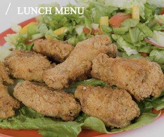 Lunch Specials Lumberton, NC