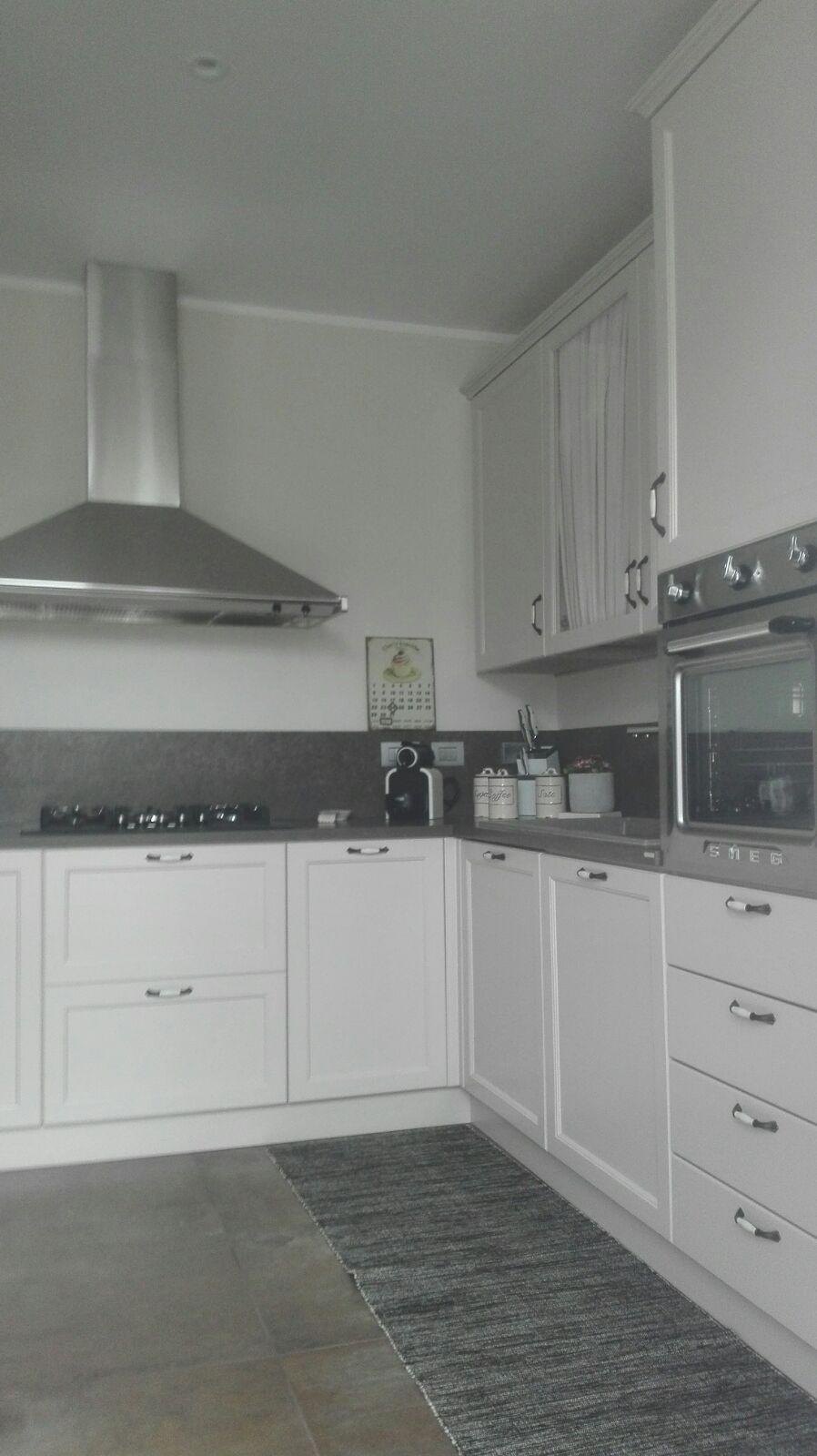 Cucine su misura genova falegnameria caselli - Cucine in muratura genova ...