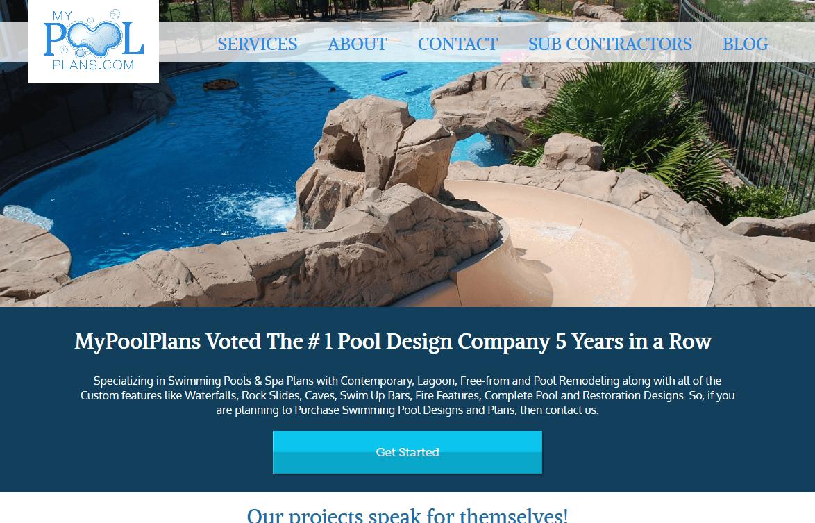 PUSH Clients My Pool Plans