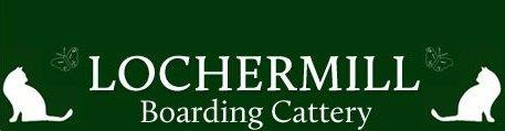 Lochermill Boarding Cattery logo