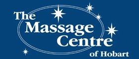 the massage centre logo