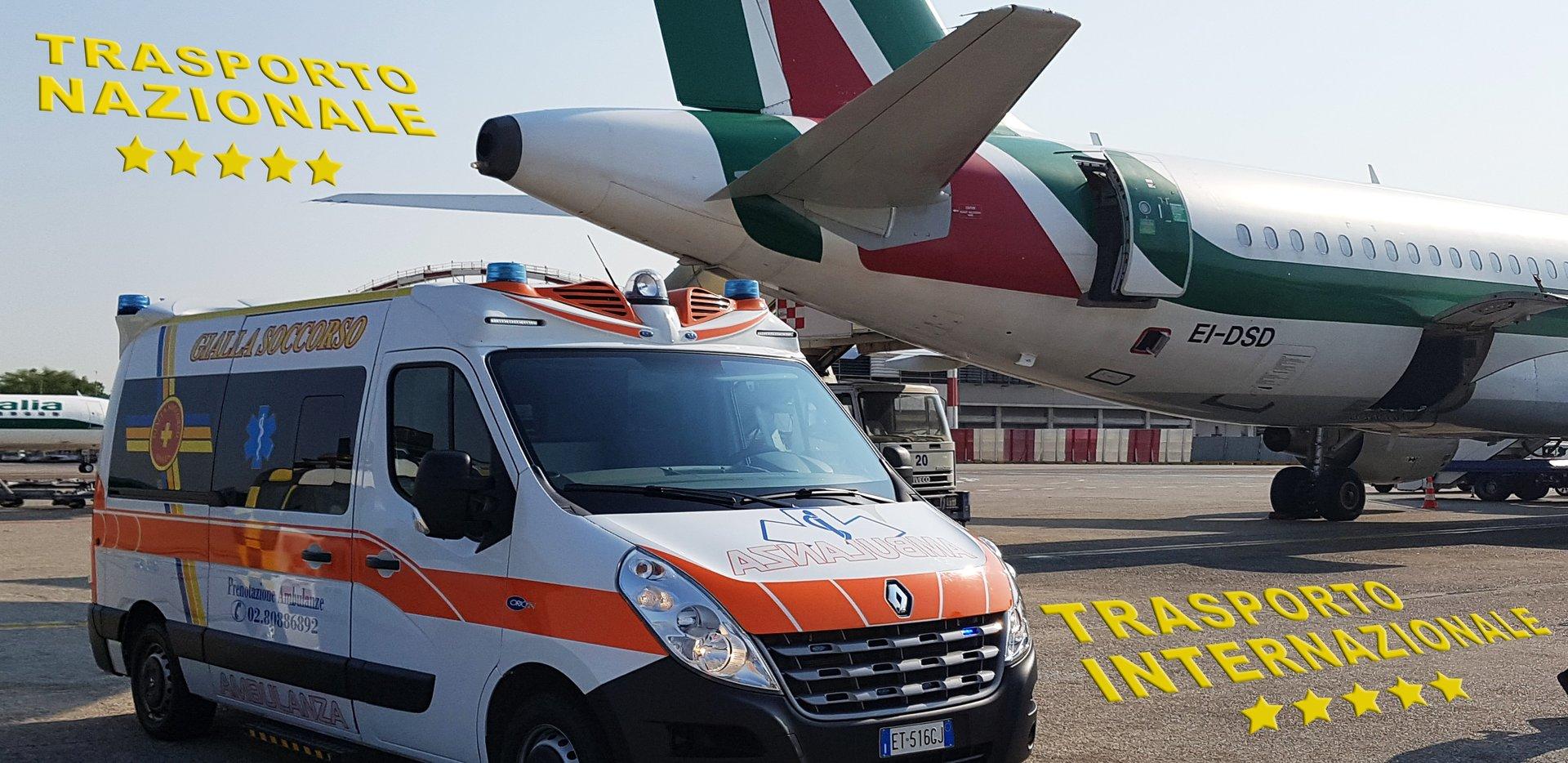 ambulanze private