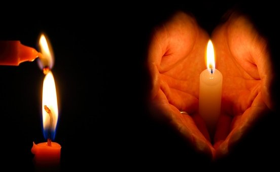 emotional health counselling services burning candle