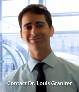 Contact NYC Chiropractor Dr. Louis Granirer