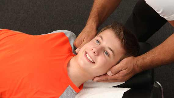 Pediatric Chiropractor NYC - Dr. Louis Granirer Holistic Chiropractor