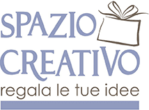 SPAZIO CREATIVO - REGALA LE TUE IDEE - LOGO